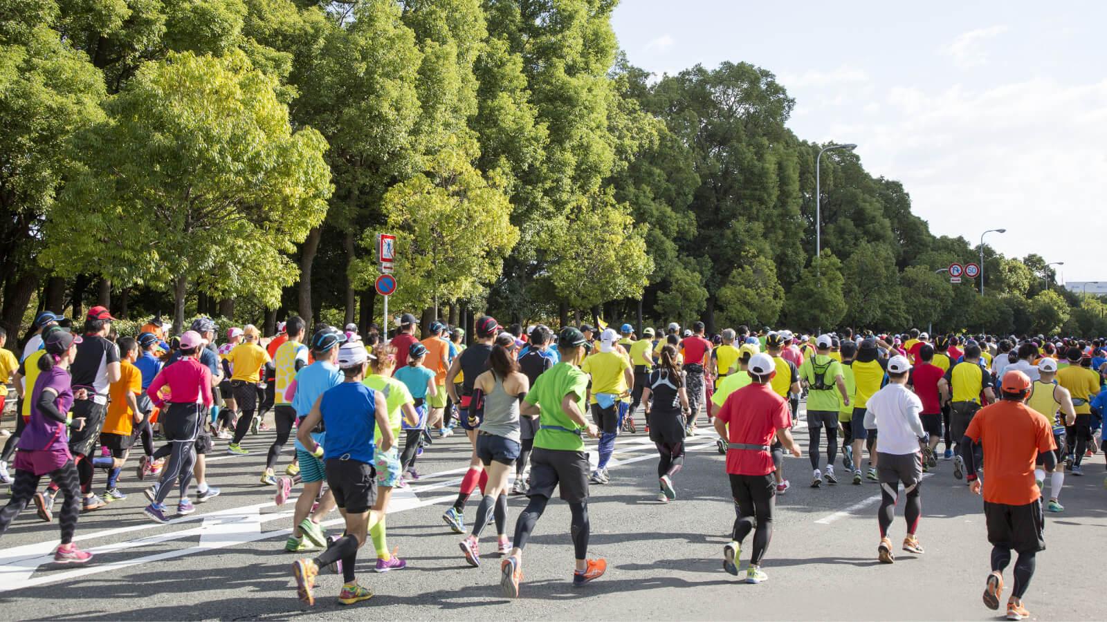 マラソン大会参加費